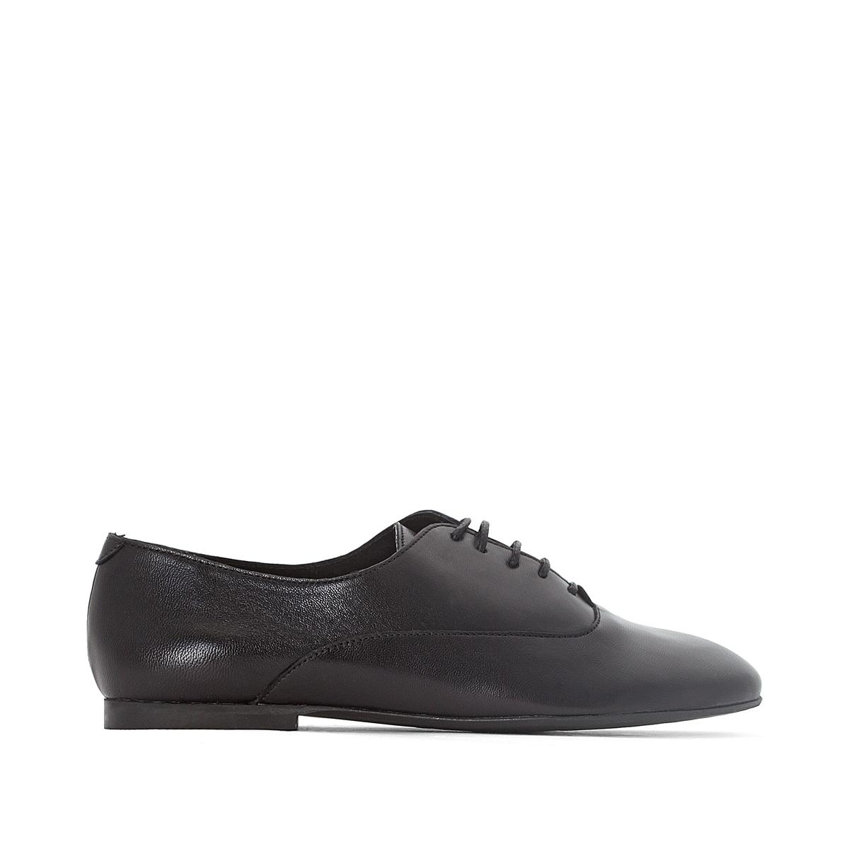 Ботинки-дерби кожаные цены онлайн
