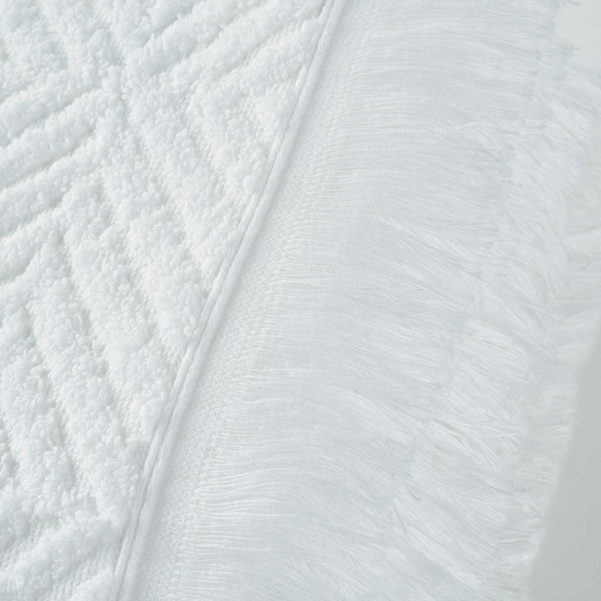 Полотенце махровое банное большое (450 г/м²), шеврон