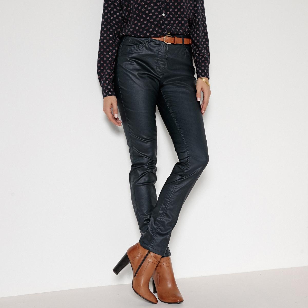 Imagen principal de producto de Pantalón recto con revestimiento stretch - Anne weyburn