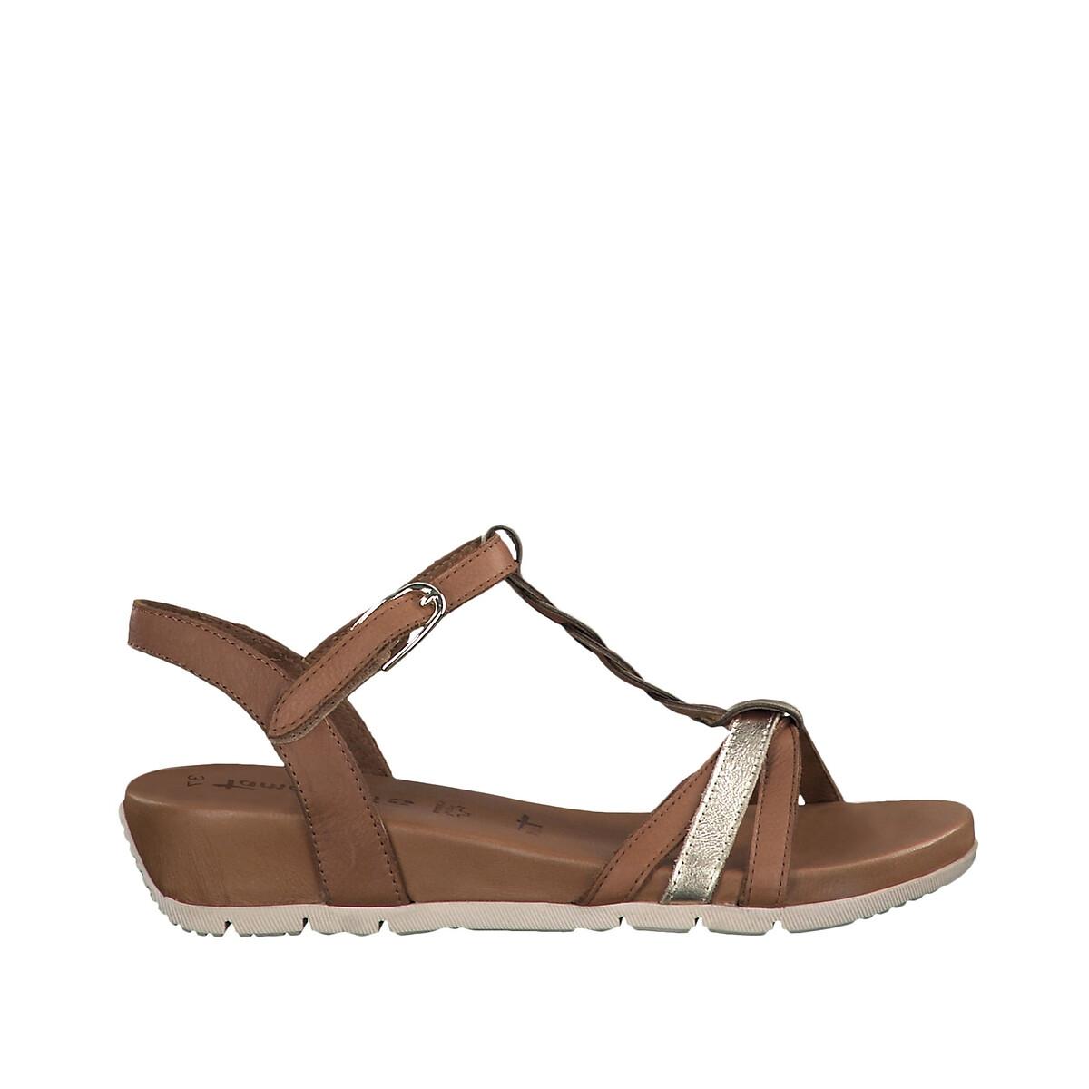 Sandálias em pele, Miki