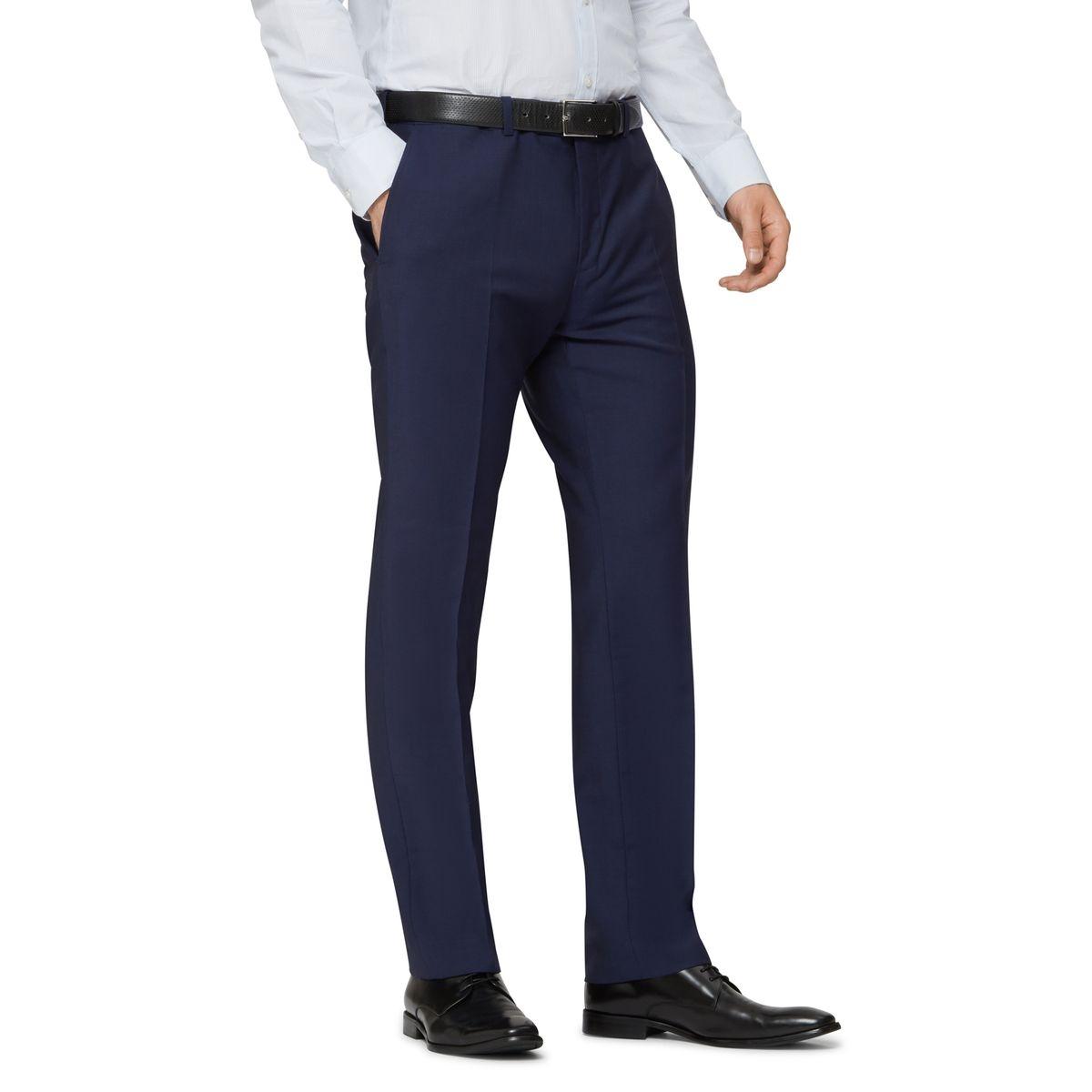 Pantalon coupe ajustée