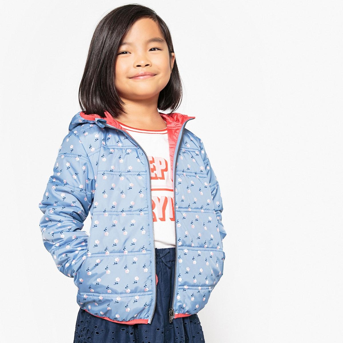 Куртка с воротником-стойкой 3-12 лет