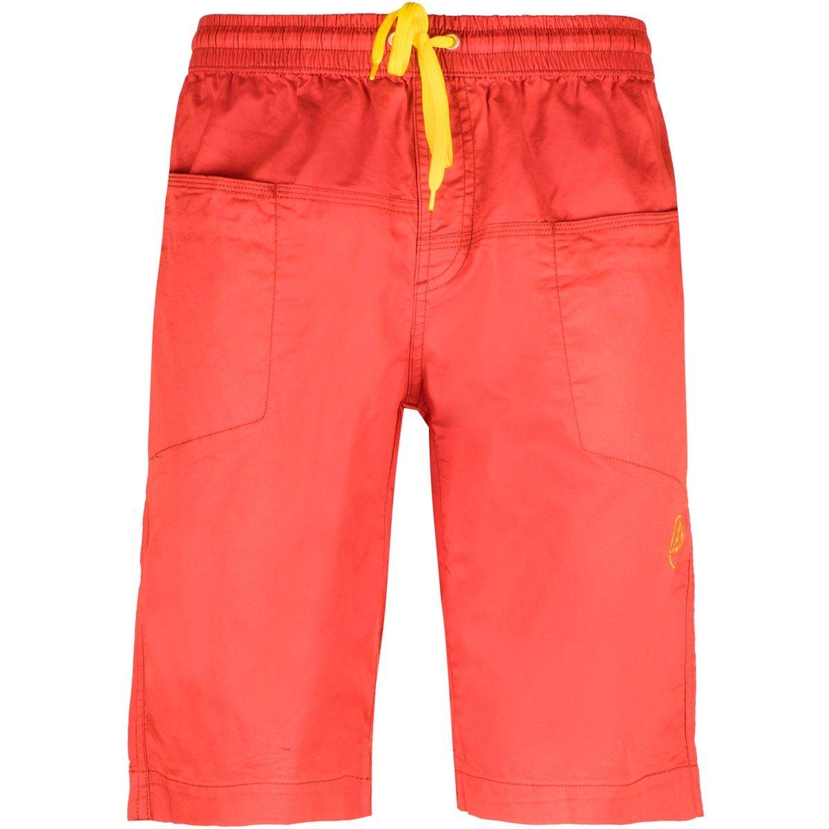 Levanto - Shorts Homme - rouge