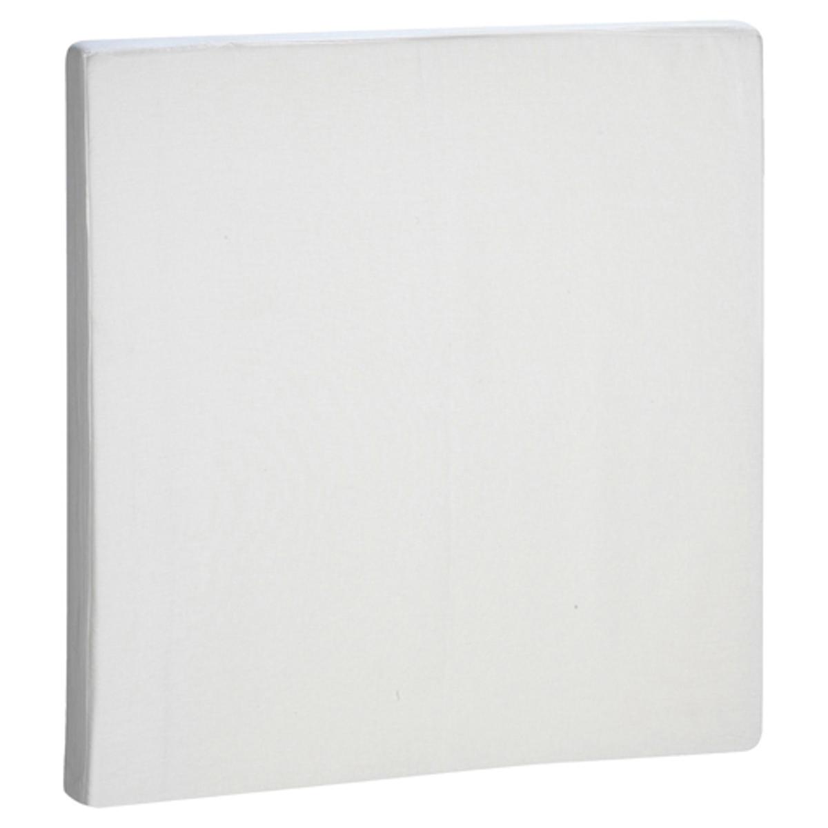 Чехол для изголовья кровати Stadia, 100% лен, высота 95 смСпециально создан для изголовья кровати STADIA и идеально подходит к чехлу для основы под матрас TOURIL. 100% лен.Размер : высота - 95 см, ширина - 10 см.Стирка при 40°С.<br><br>Цвет: белый