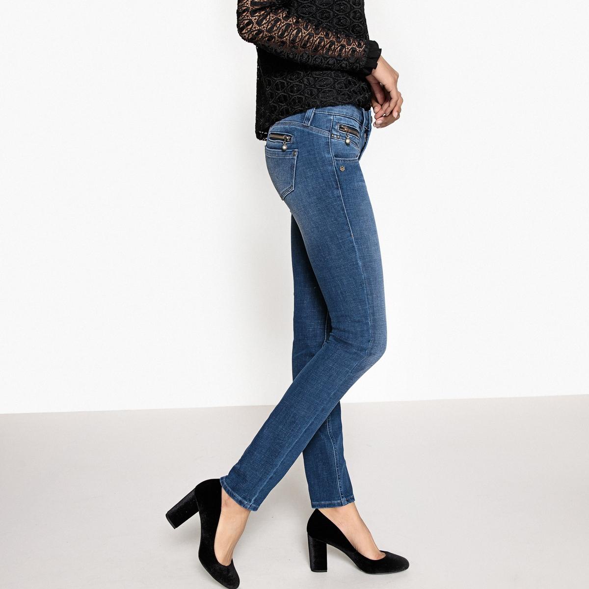 Узкие джинсы ALEXA BI-Strech деним