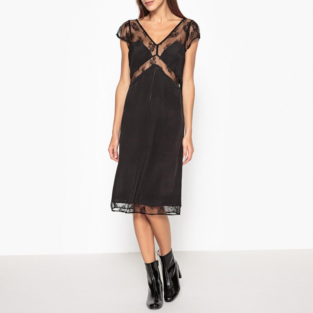 Платье INES SATIN