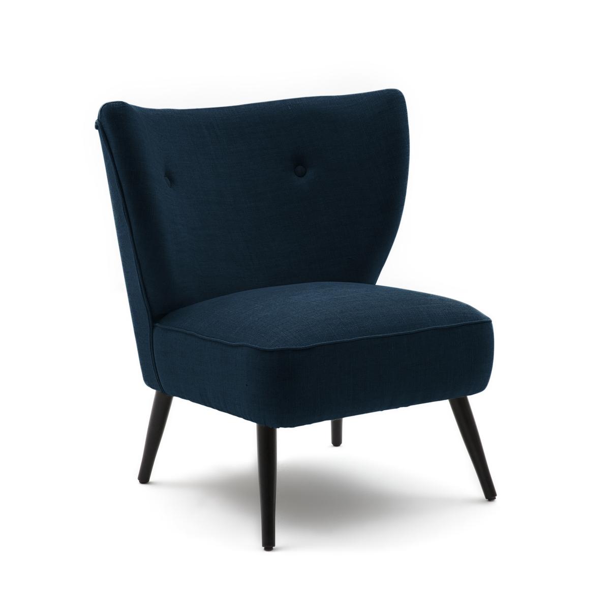 Кресло Franck с обивкой из льна