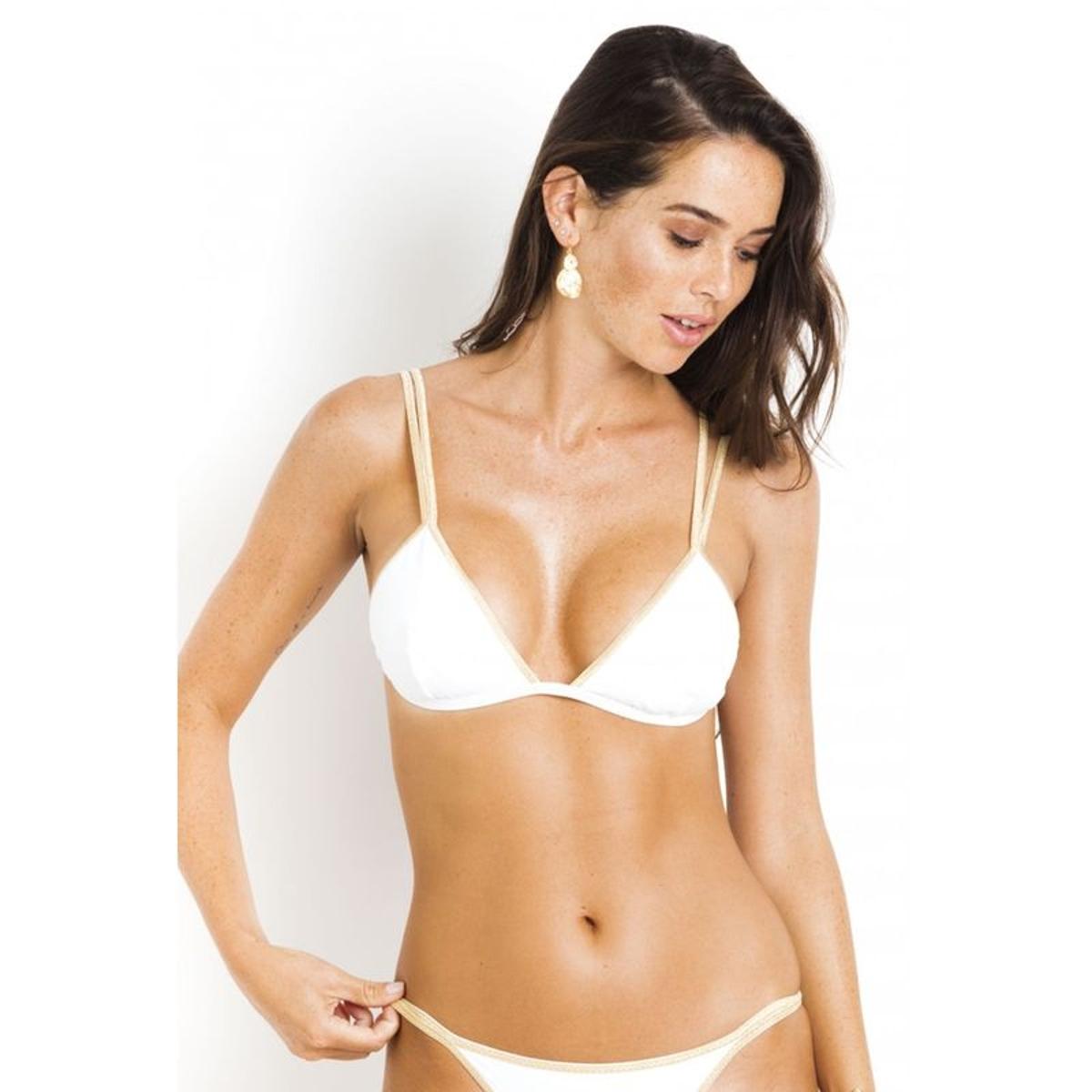 Haut de Bikini noué nuque et dos