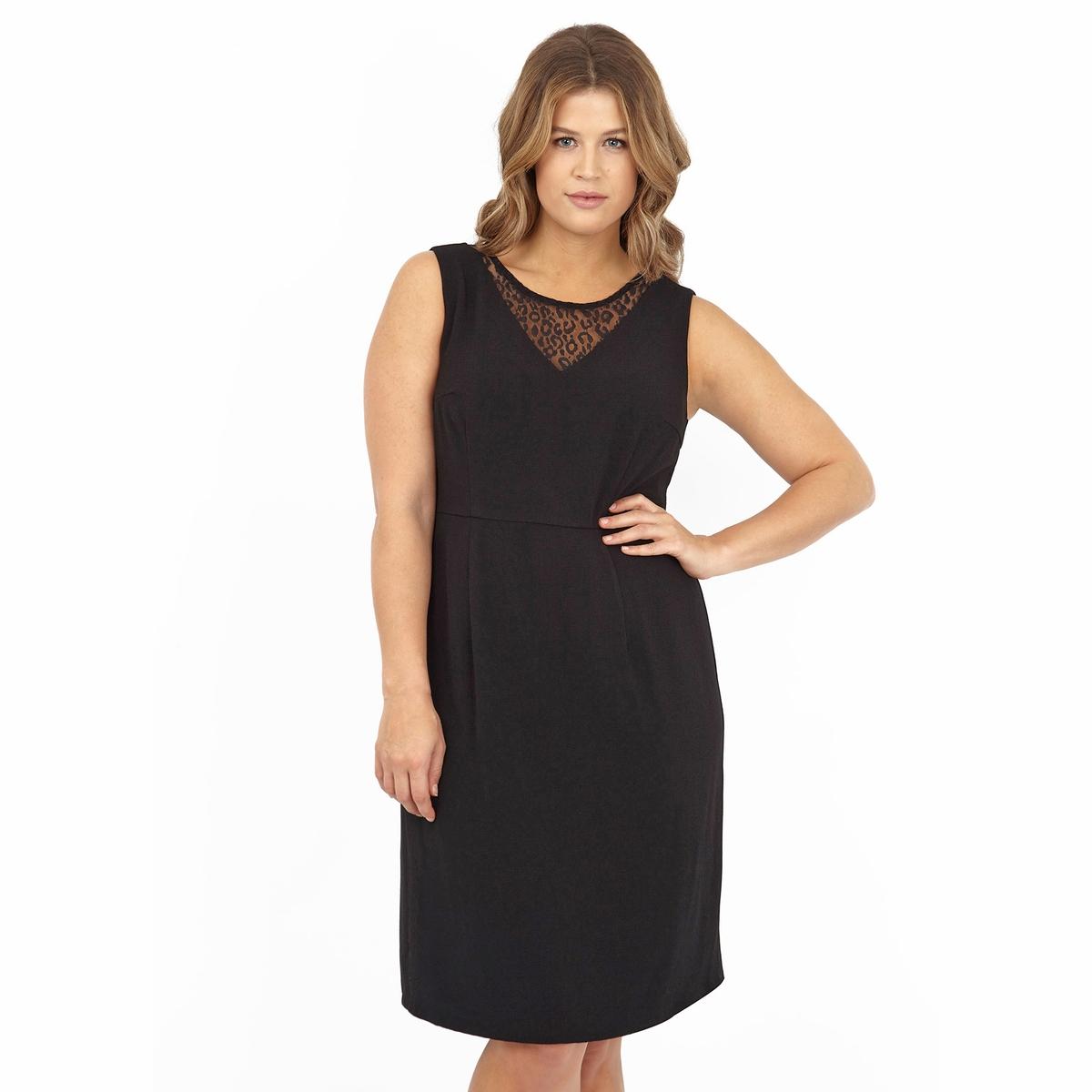 Платье<br><br>Цвет: черный
