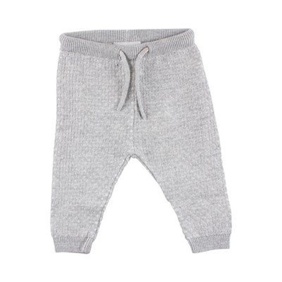 Fixoni Pantalon en maille structurée pantalon bébé