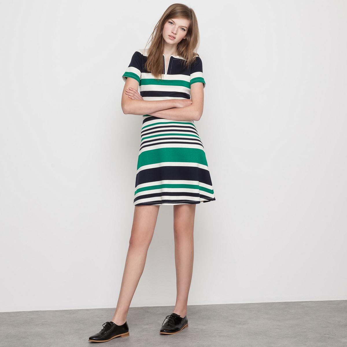 Платье из трикотажа платье mademoiselle r