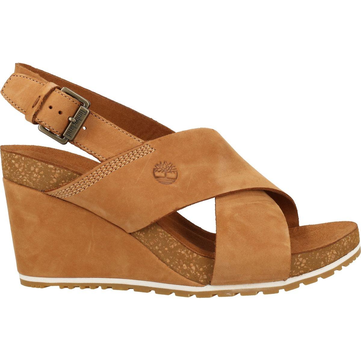 Sandales Cuir nubuk