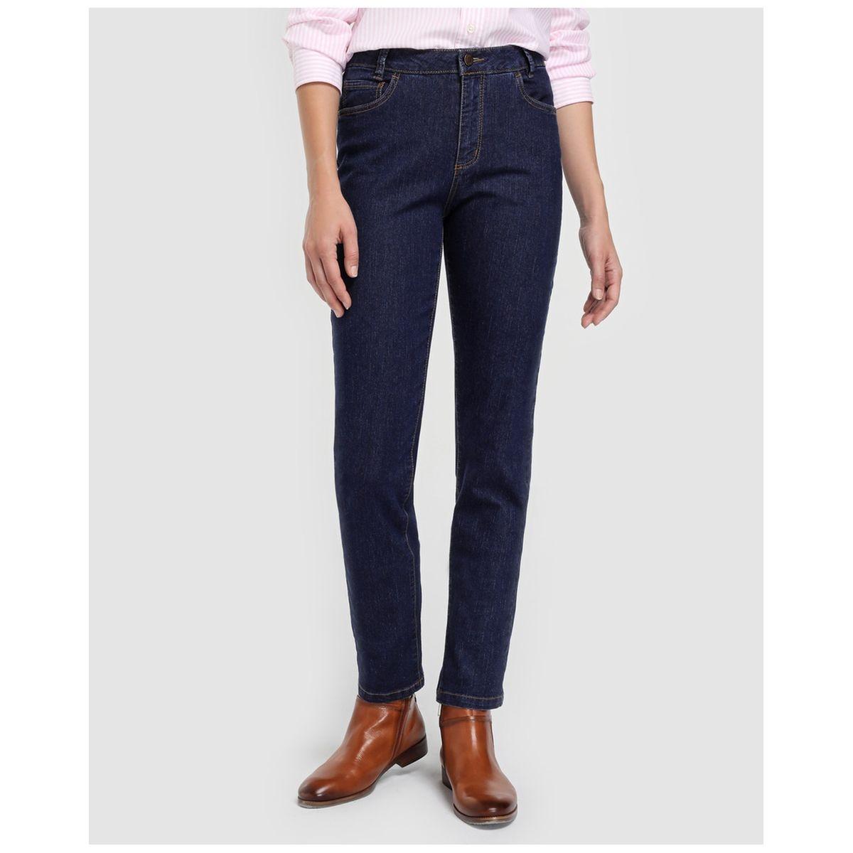 Pantalon cigarette Lloyd's cinq poches