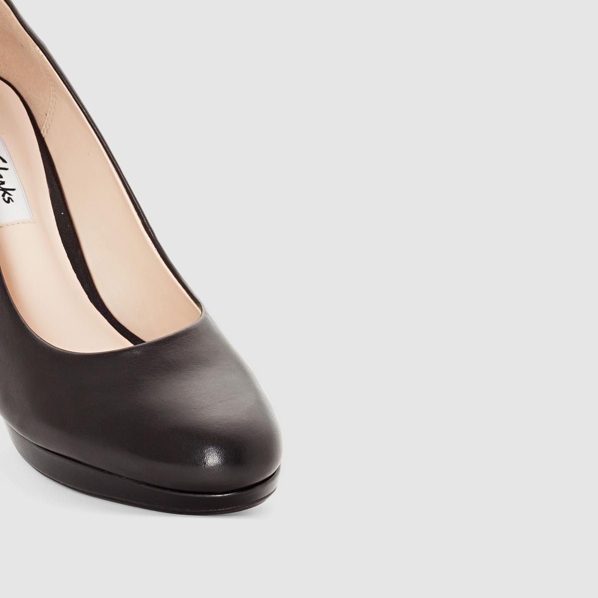 Imagen secundaria de producto de Zapatos de tacón de piel de charol Kendra Sienna - Clarks