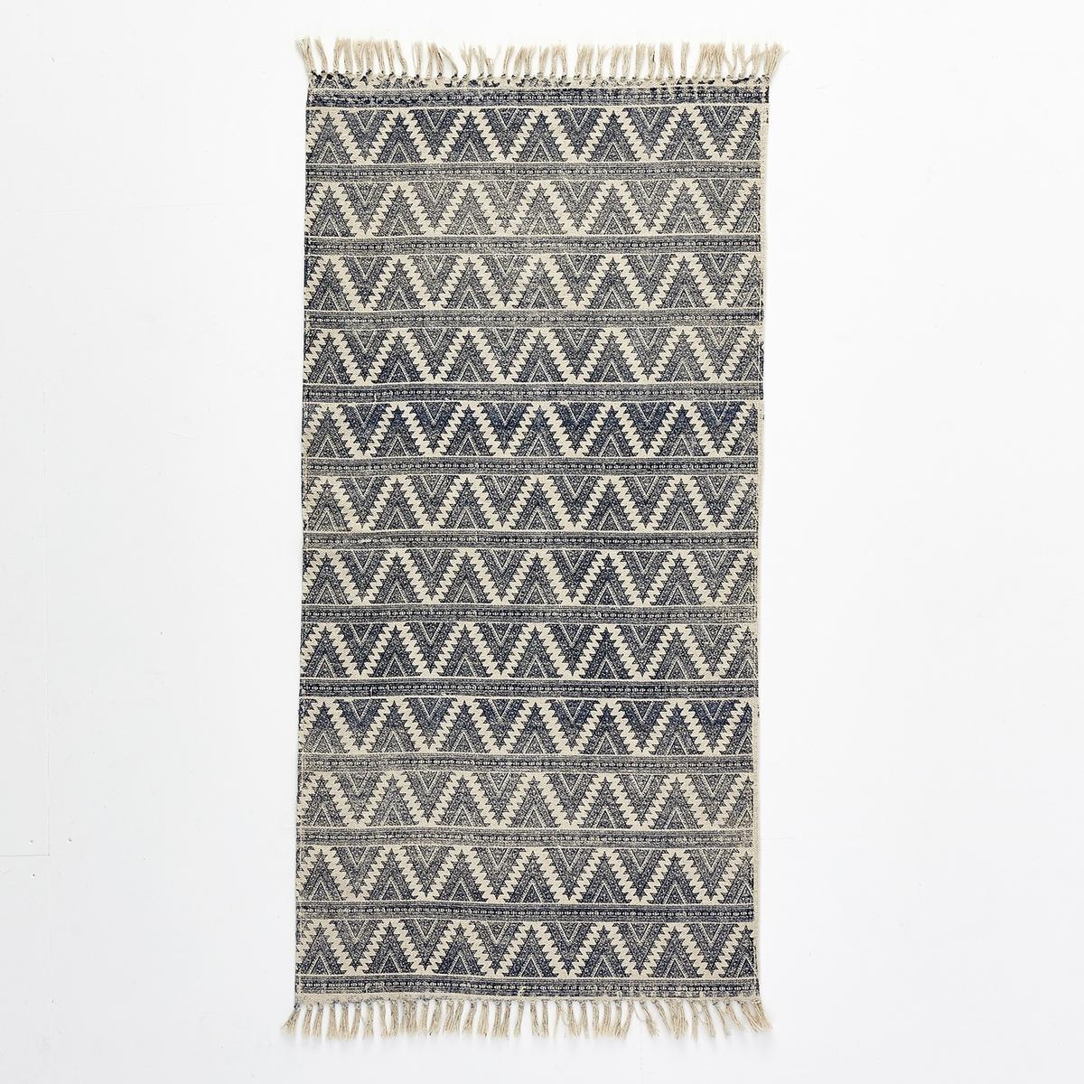 Дорожка ковровая из хлопка с рисунком, Darno