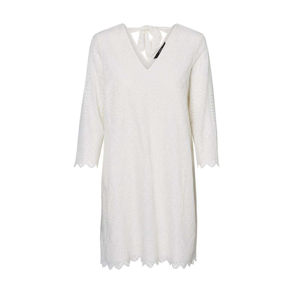 Платье La Redoute Короткое прямое с рукавами длинными XS бежевый lbellagiovanna redfushia белый бежевый xs