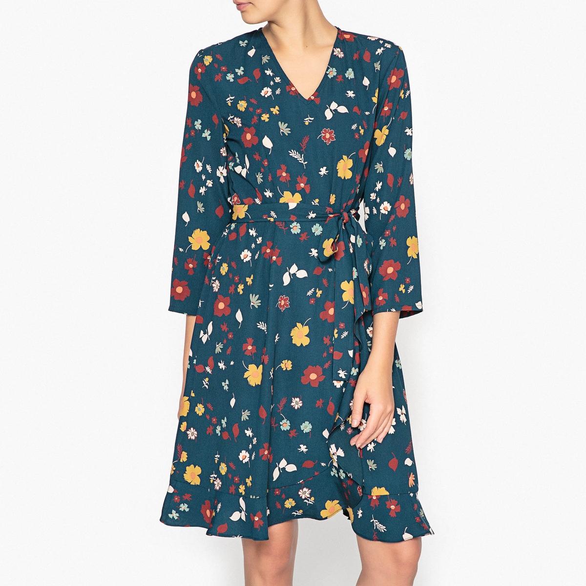Платье с рисунком TYLÈNE