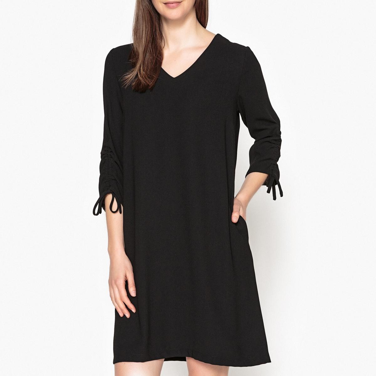 Платье с рукавами 3/4 FANTASIO платье с рукавами 3 4 roncier