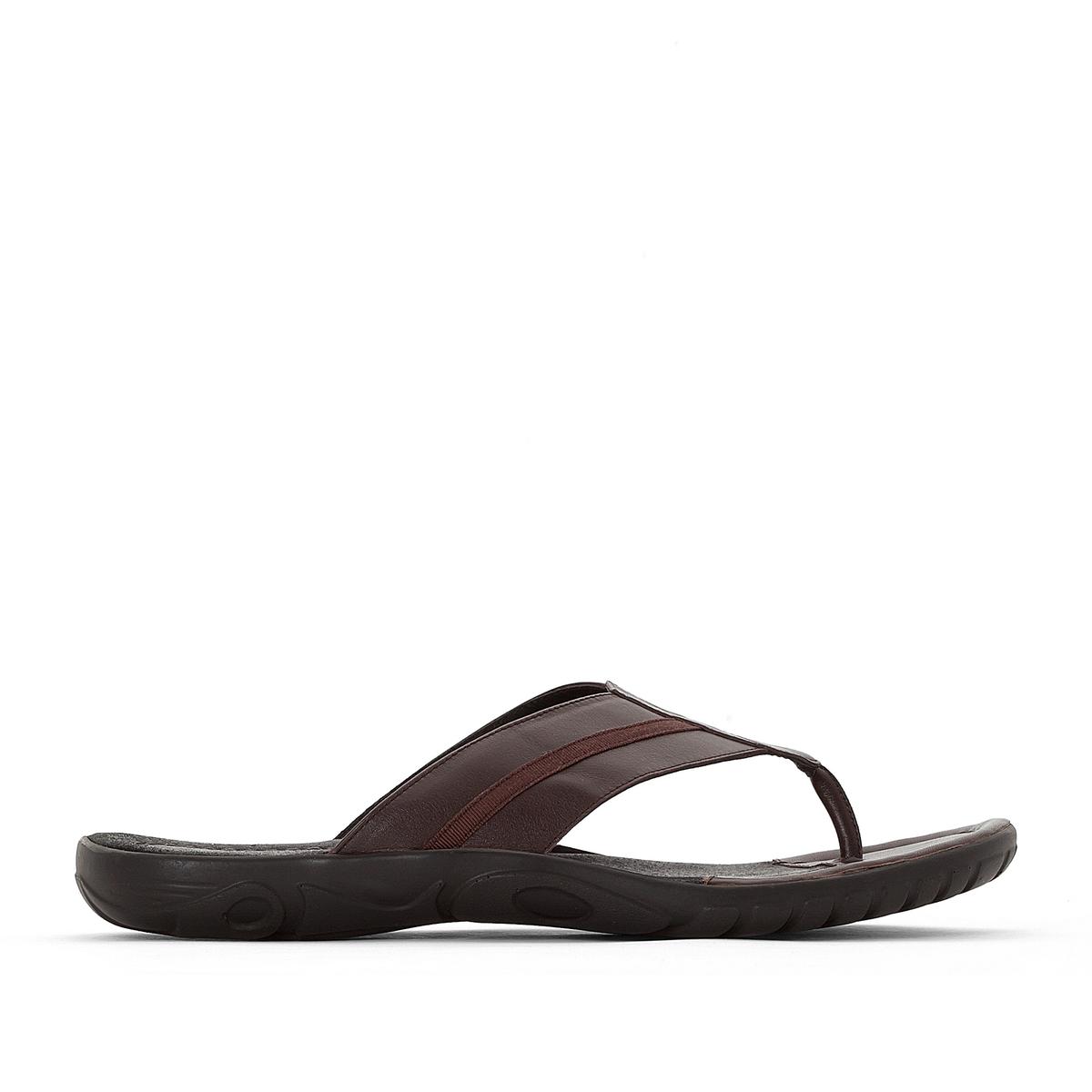 Вьетнамки кожаныеМарка : CASTALUNA FOR MENМодель подходит : для широкой ступни.Верх : яловичная кожаСтелька : кожа.Подошва : эластомер.Преимущества : мягкая кожа. Комфортная модель.<br><br>Цвет: каштановый,черный<br>Размер: 47