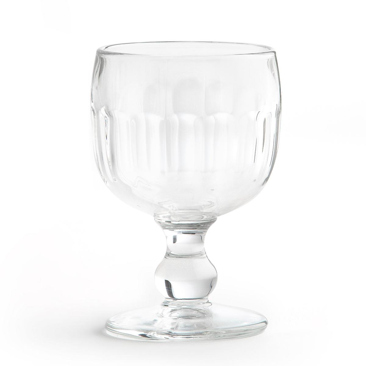 6 стаканов для воды ALCHYSE6 стаканов для воды Alchyse . Из прозрачного стекла . Подходят для использования в посудомоечной машине. Размеры : ?8,5 x H13,7 см . Емкость 30 cl.<br><br>Цвет: прозрачный<br>Размер: единый размер