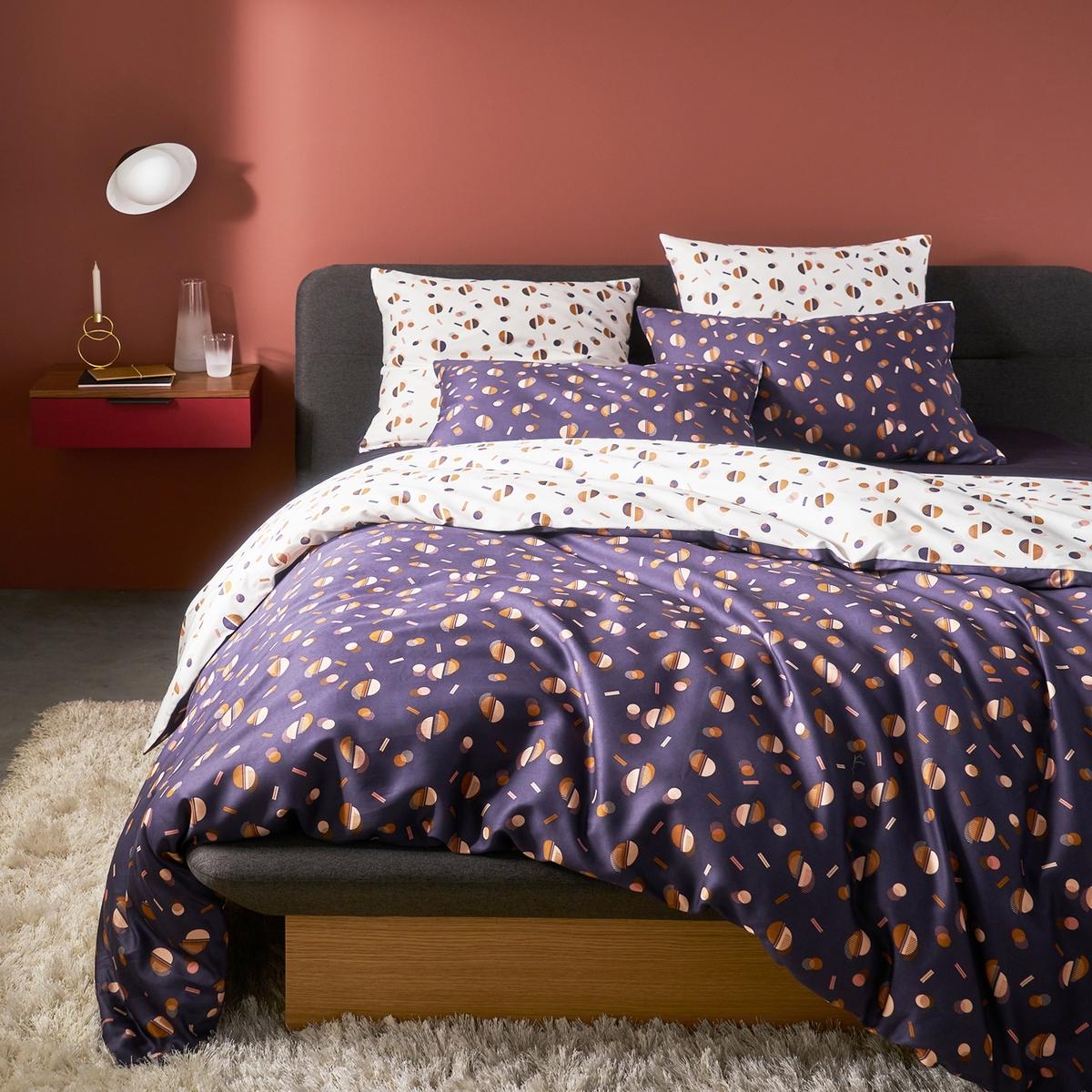 Isdore Cotton Satin Pillowcase