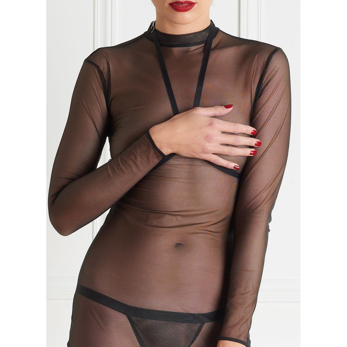 MAISON CLOSE robe Pure Tentation. MAISON CLOSE. Robe noire en élasthanne.  105 €. Glamuse. Robe - Liaison Fatale 4014882dcb9