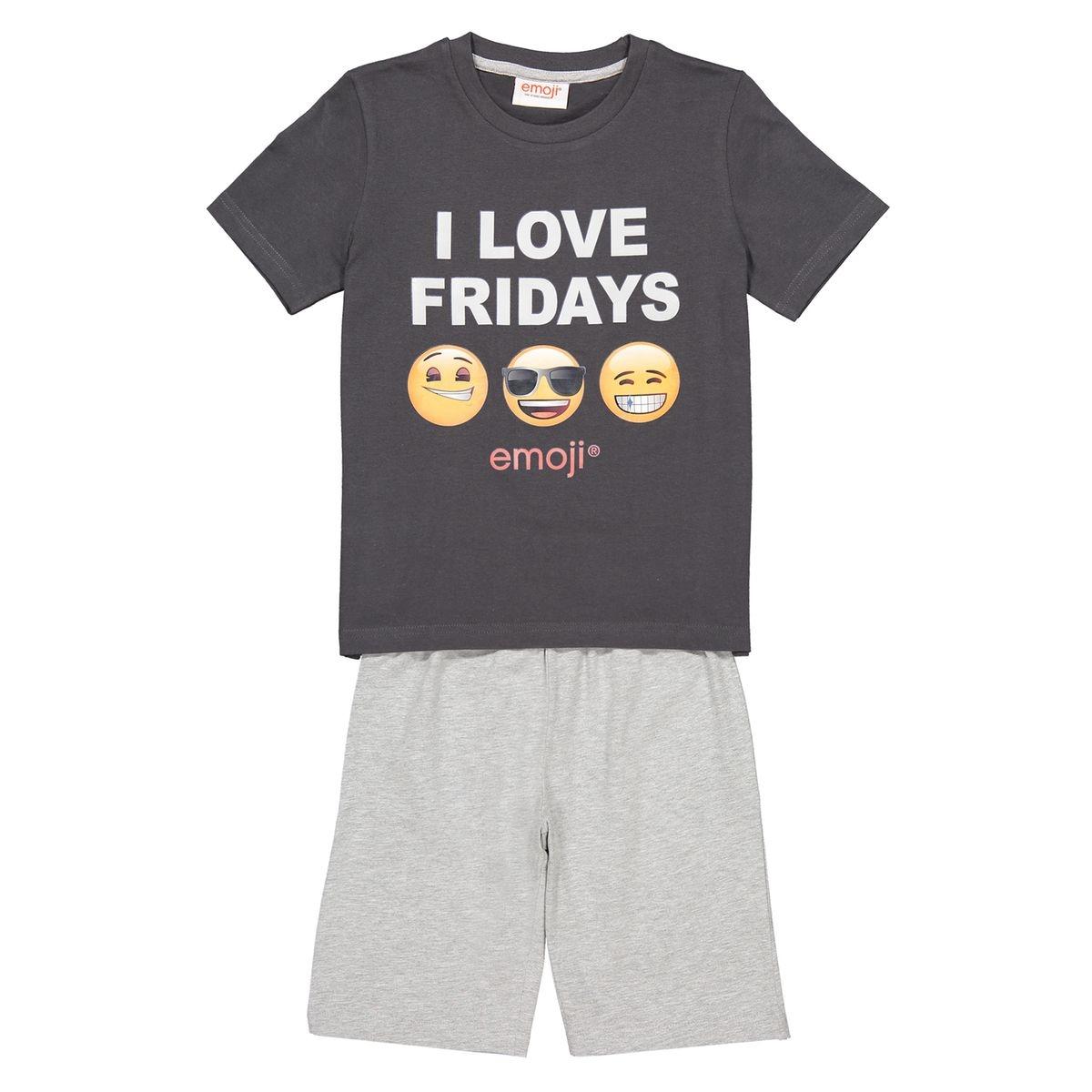 Pyjashort 6-12 ans