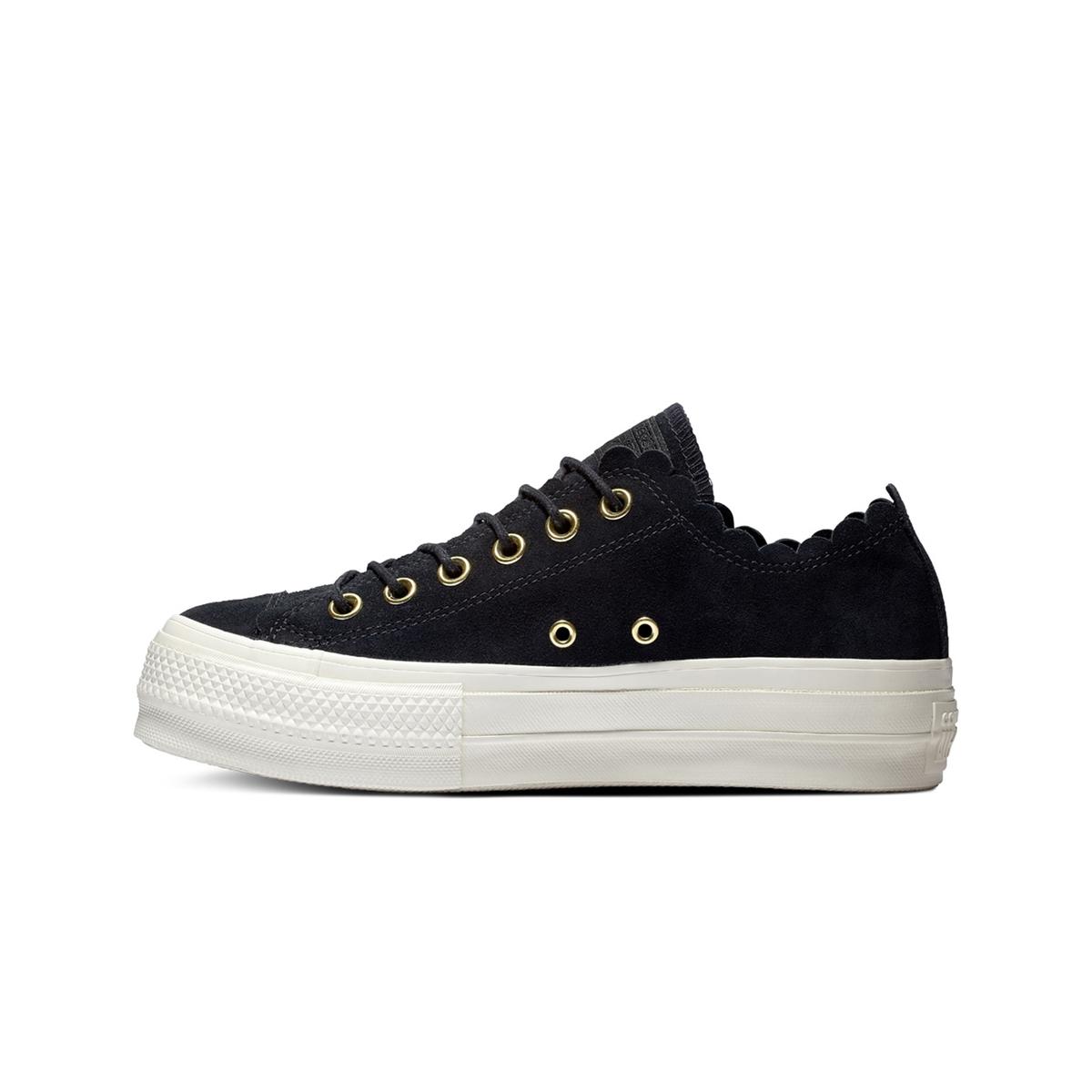 nuevo alto textura clara precio justo Zapatillas de piel Chuck Taylor Lift All Star