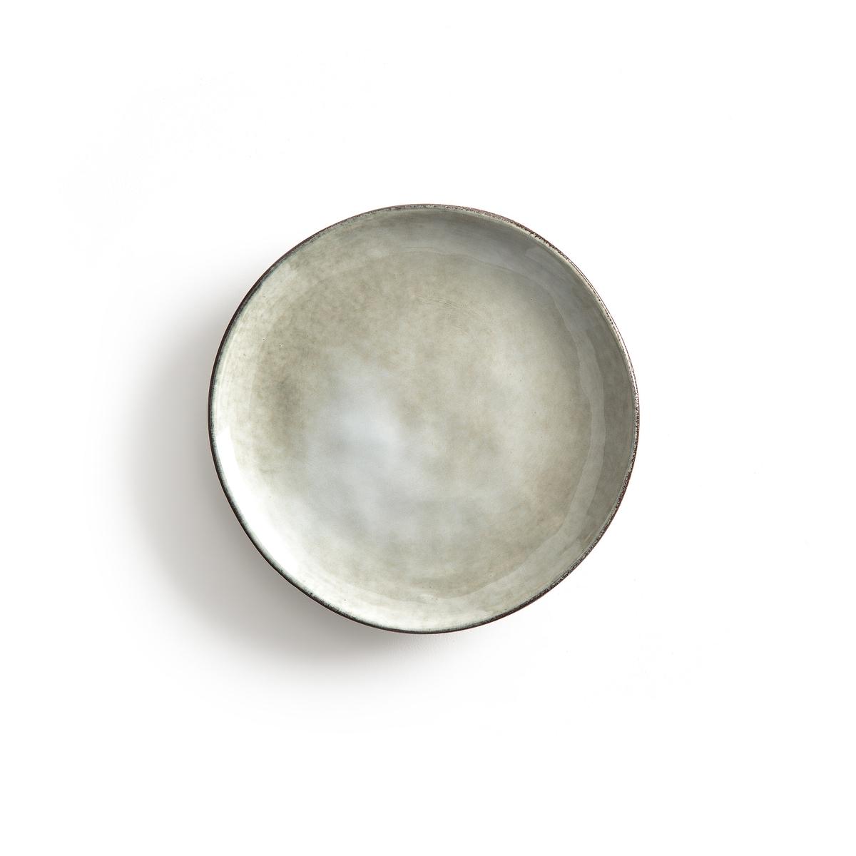 Комплект из 4 десертных тарелок  керамики Horciag