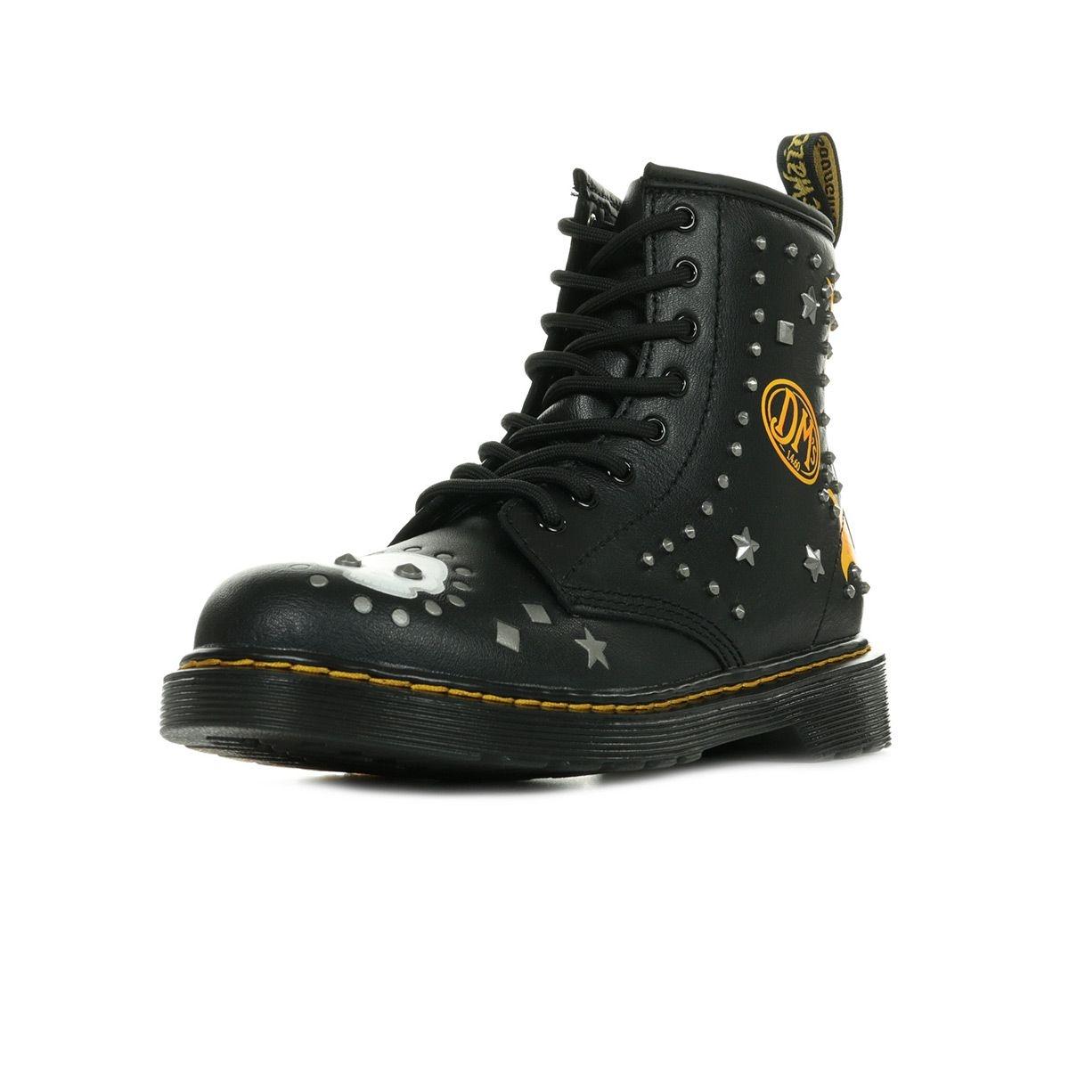 Boots 1460 Patch Rockerbilly Junior