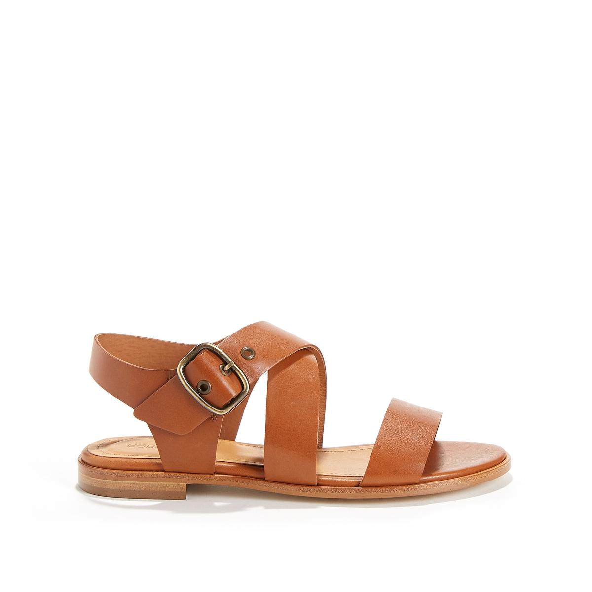 Сандалии кожаные DIVAR сандалии кожаные gopak