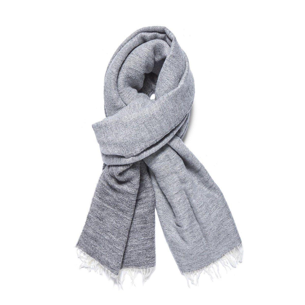 Echarpe en cachemire et Fil textile® Brume