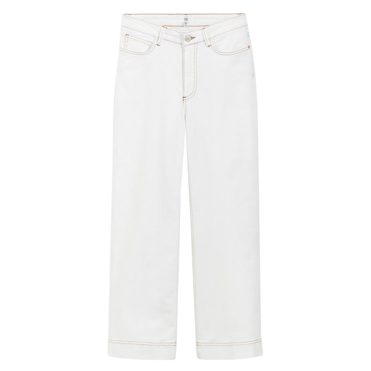 Jeans curtos, largos