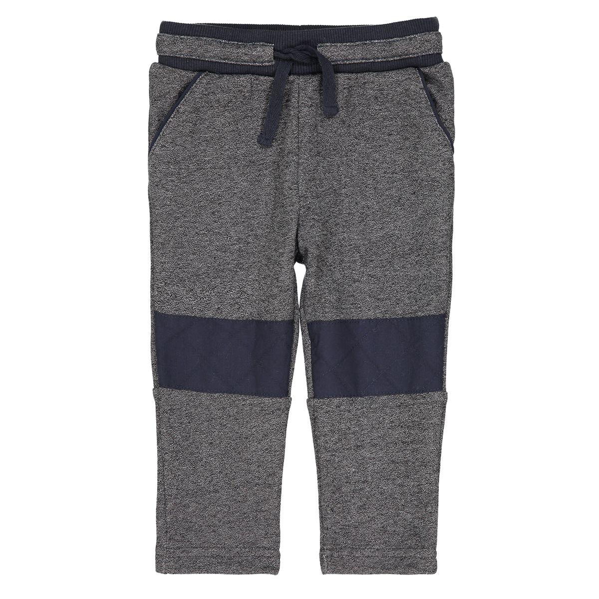 Pantalon chiné en molleton 1 mois -3 ans