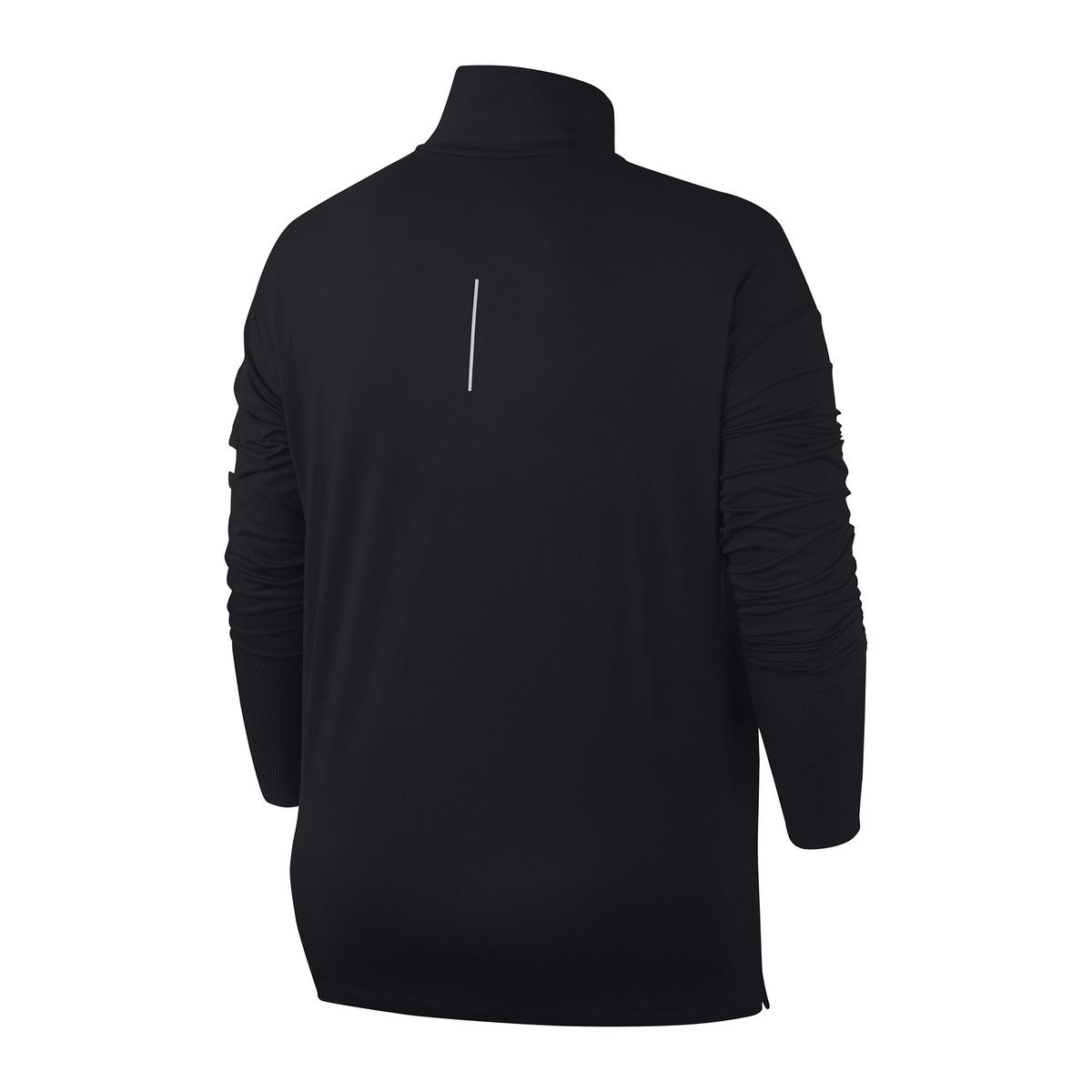 Imagen secundaria de producto de Camiseta para mujer de manga larga, con cremallera - Nike