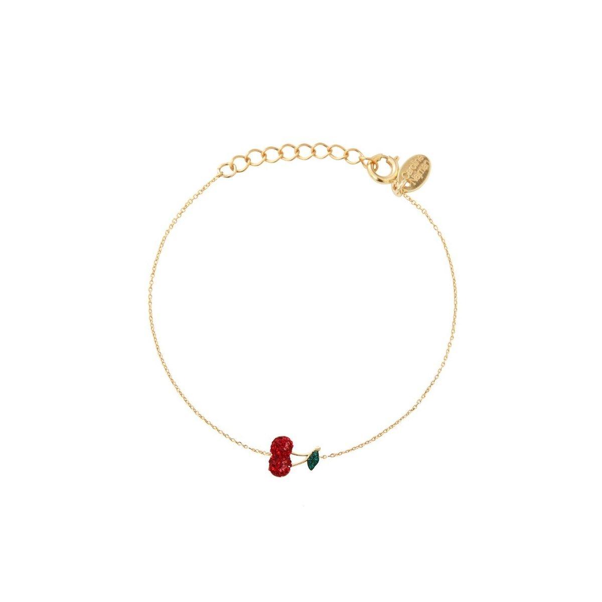 Bracelet doré new Kuchi Cherry
