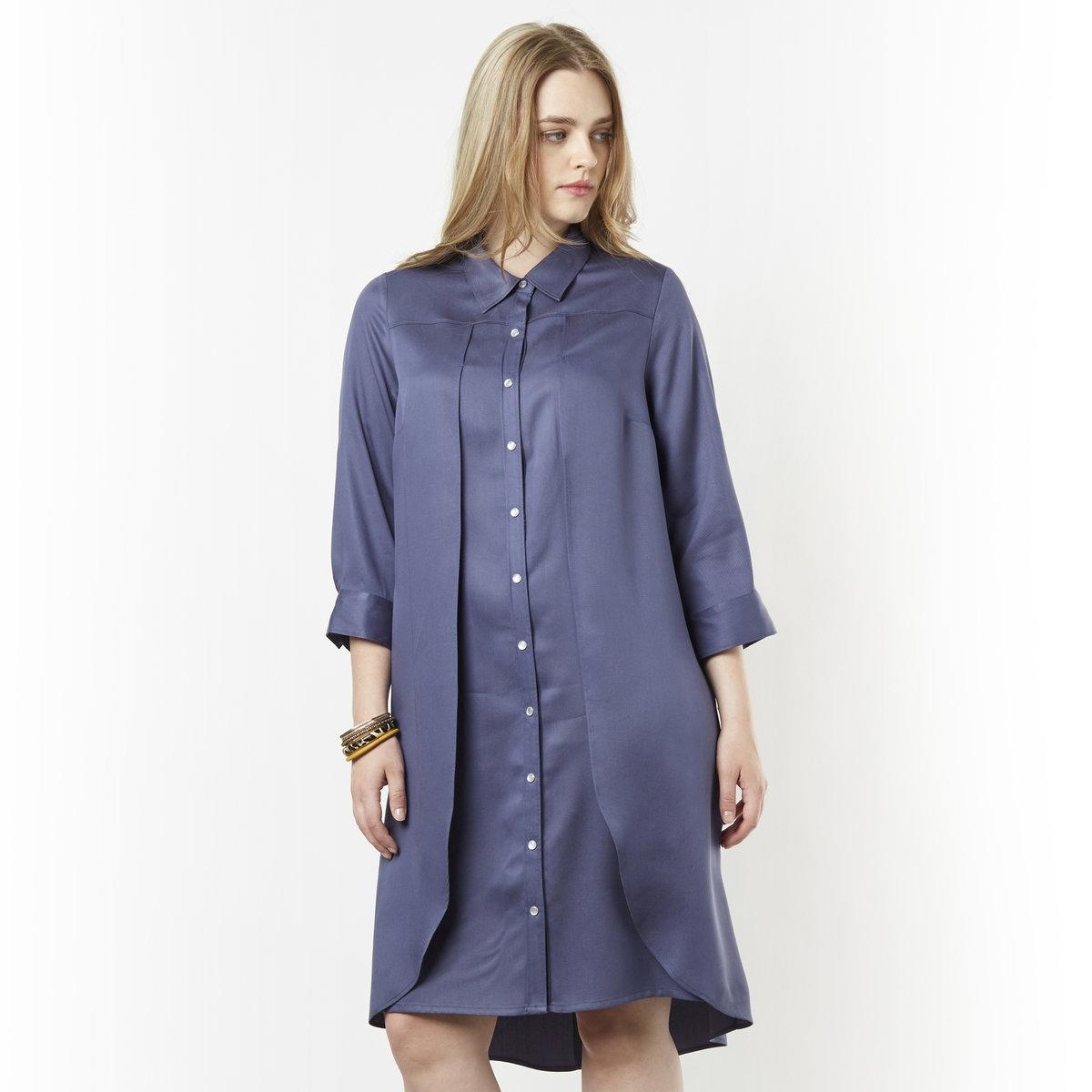 TAILLISSIME Платье-рубашка
