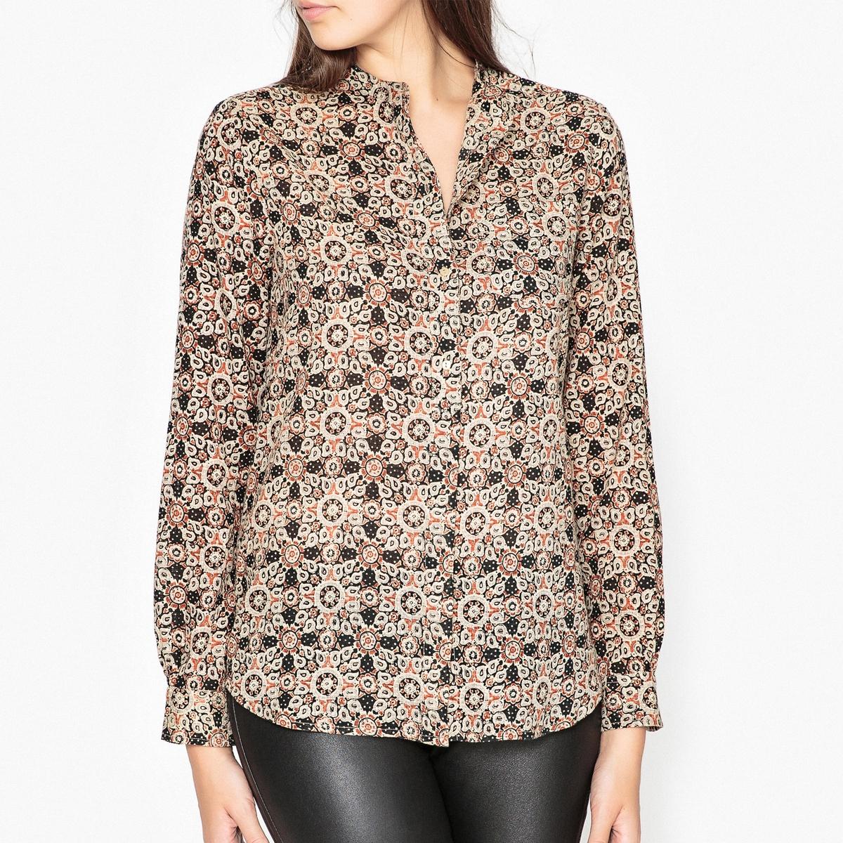 Блузка с рисунком CYCLE