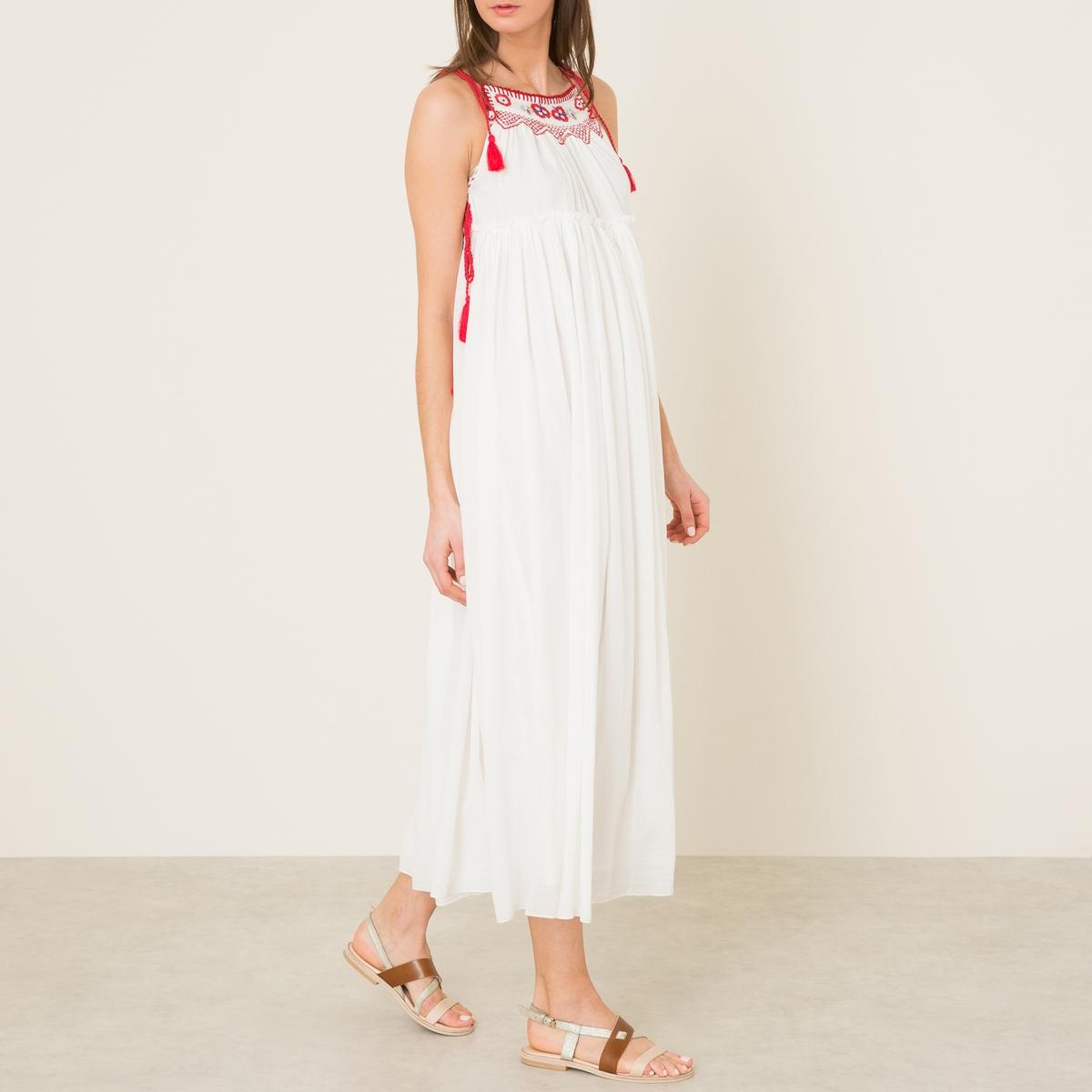 Платье длинное RAJI