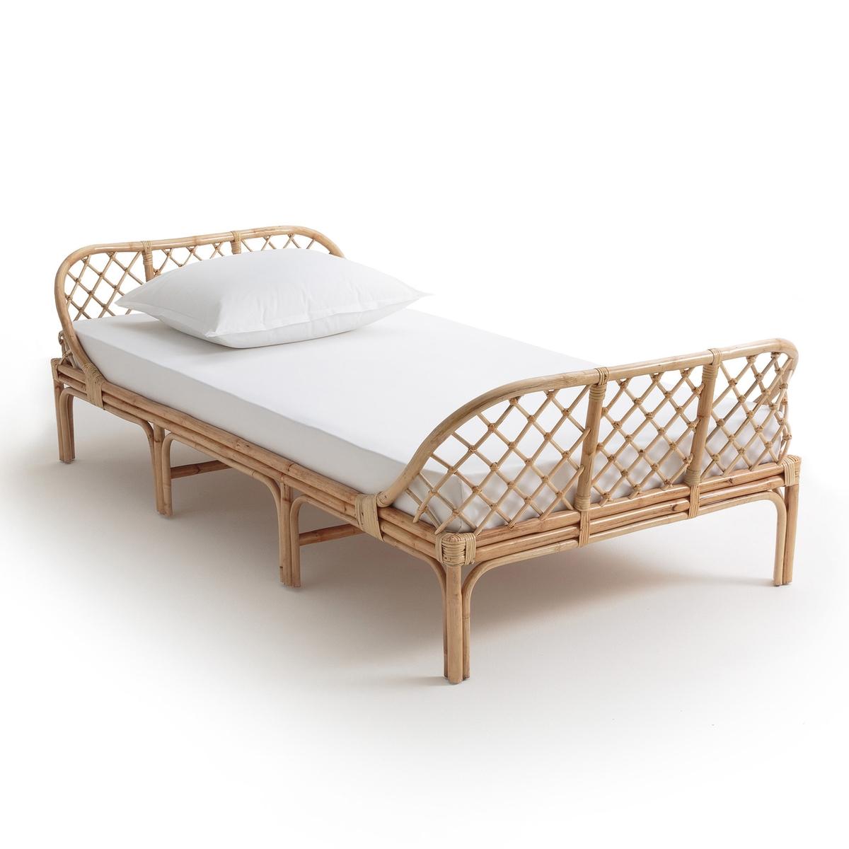 Кроватка детская из ротанга Katsuki