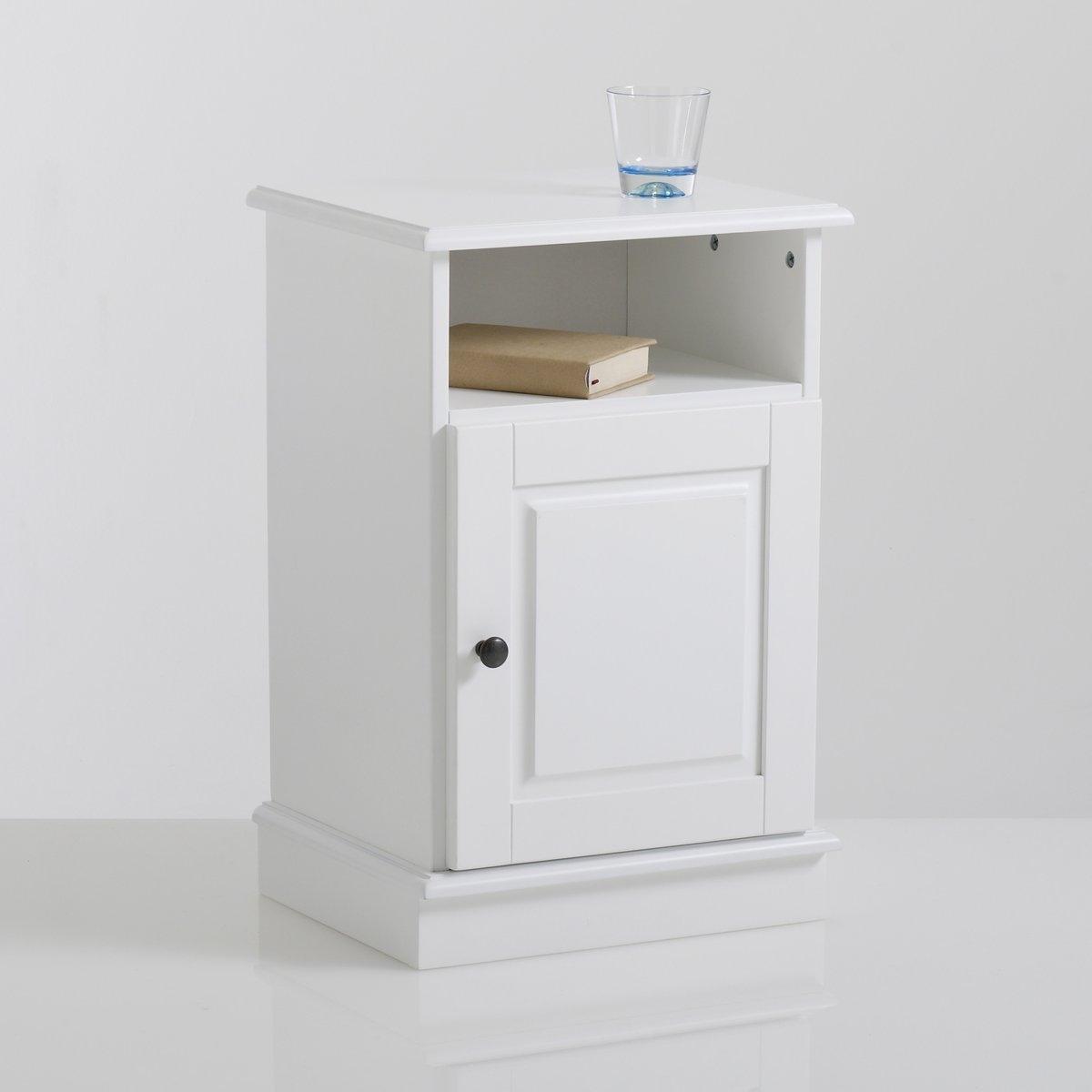 Столик  прикроватный однодверный  Authentic Style