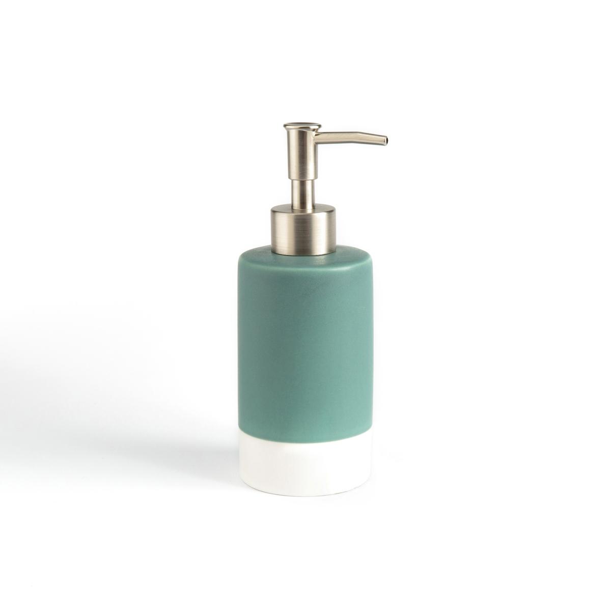 Seifenspender CALIADE | Bad > Bad-Accessoires > Seifenspender | Grün | Keramik | La Redoute Interieurs