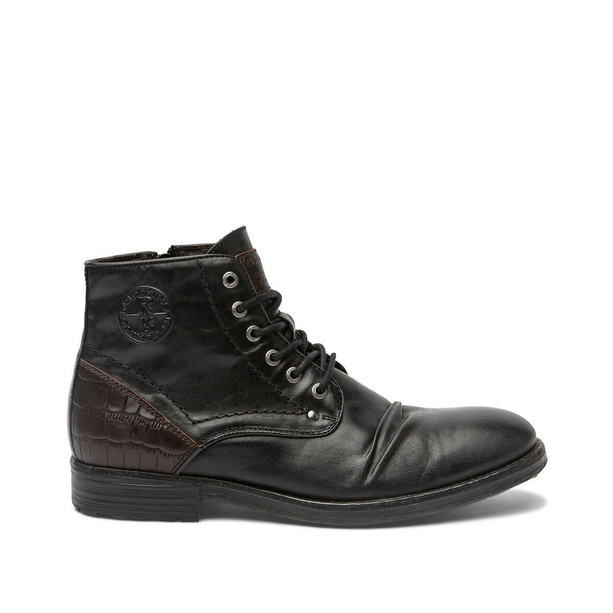 Boots cuir Bambol