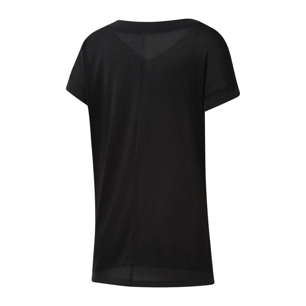 Imagen adicional 3 de producto de Camiseta con cuello de pico, Wor Sup Detail - Reebok