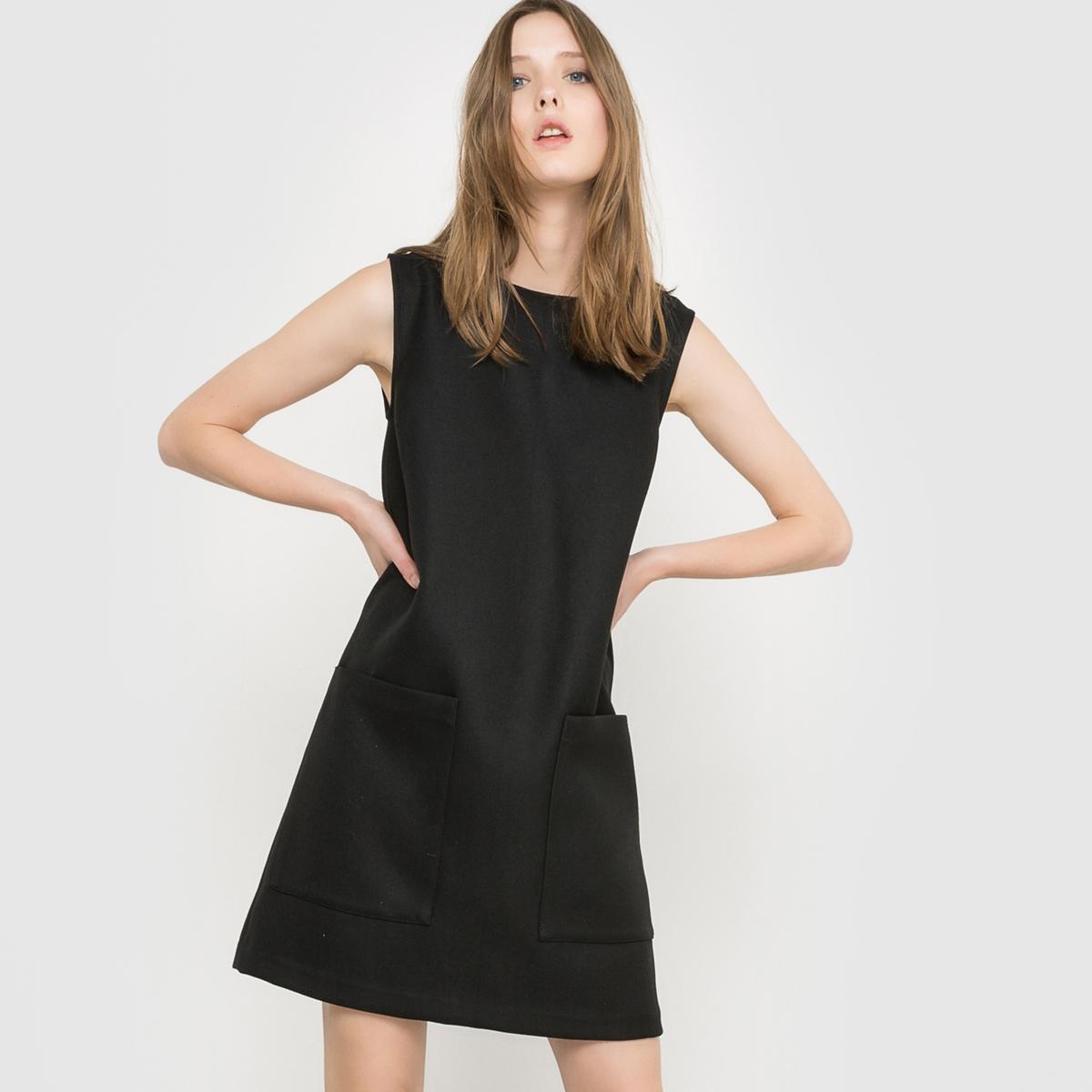 Vestido sem mangas Made in France