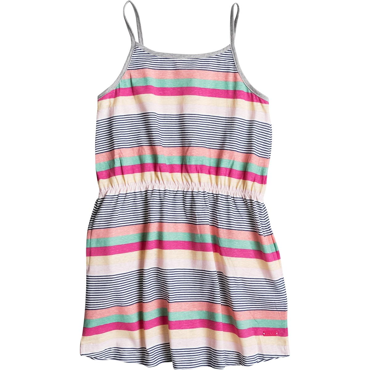 Платье в полоску, 8-16 лет