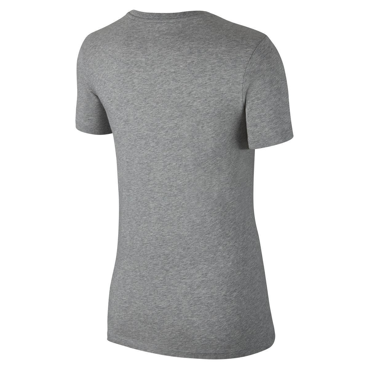 Imagen secundaria de producto de Camiseta de manga corta con cuello redondo y logot - Nike