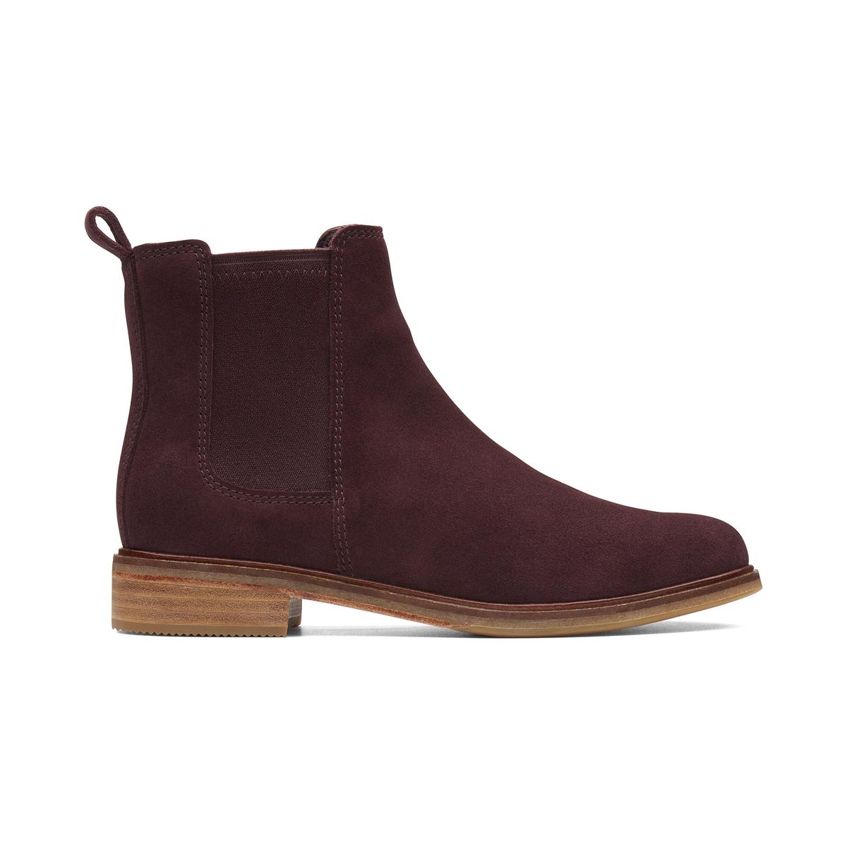 Ботинки-челси из замшевой кожи Clarkdale Arlo ботинки челси кожаные clarkdale gobi