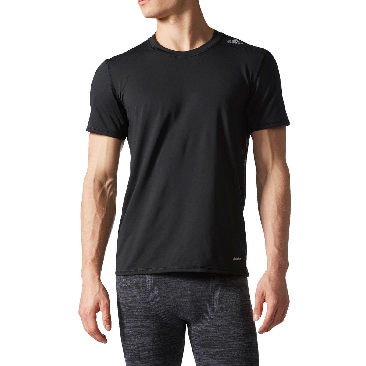 Tee shirt de running manches courtes