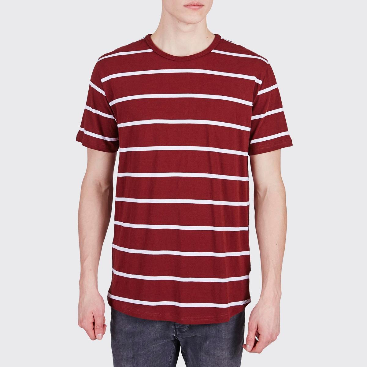 T-shirt às riscas Farnham